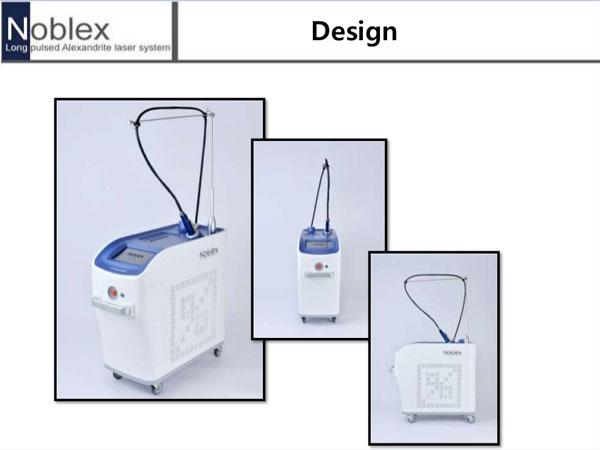 دستگاه لیزر الکساندریت Noblex
