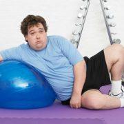 نکاتی مهم برای کاهش وزن افراد تنبل