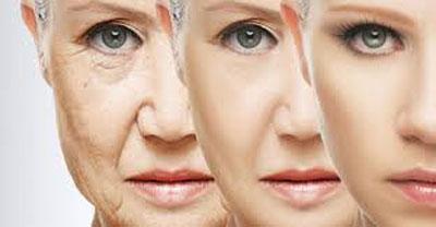 افزایش سن و تغذیه ی نامناسب علت چروک شدن پوست
