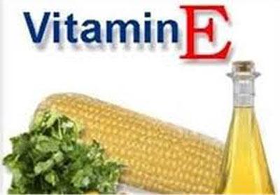 نقش ویتامین E در رشد مو ها