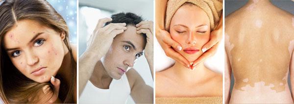 متخصص پوست و مو
