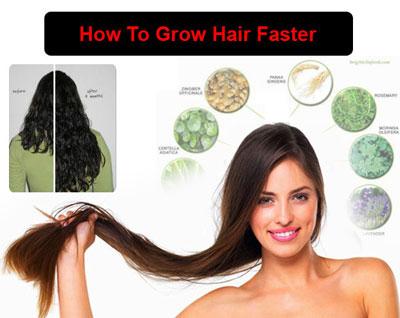 رشد سريع مو