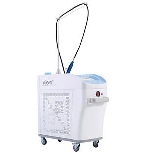 دستگاه ليزر ND YAG Aileen
