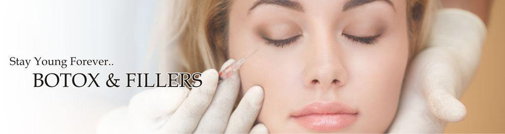 جوانسازی پوست صورت با تزریق بوتاکس