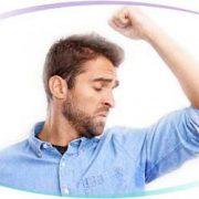 درمان تعریق با تزریق بوتاکس