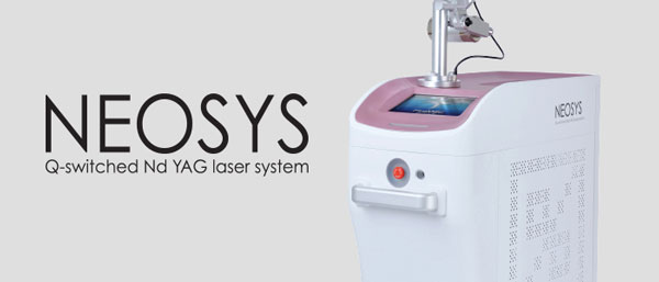 دستگاه لیزر کیوسوییچ Qswitch Neosys