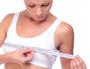 افزایش سایز سینه