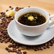 افزودن کره برای لاغری در قهوه