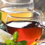 چایی های موثر در کاهش چربی شکم