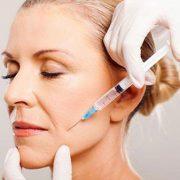 درمان چین و چروک صورت با تزریق بوتاکس