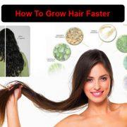 رشد سریع مو