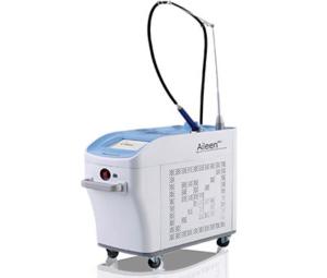 دستگاه لیزر ND YAG Aileen